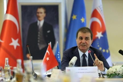 AB Bakanı: Almanya'nın kararı demokratik değerlere aykırı 12